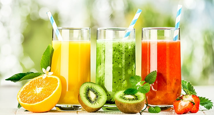 All Natural Beverage Recipes